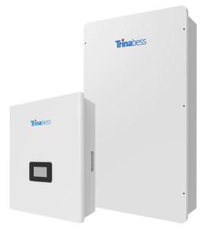Trina Solar, baterias