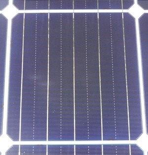 Construcción de paneles solares