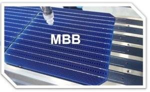 Trina Solar, tecnología MBB