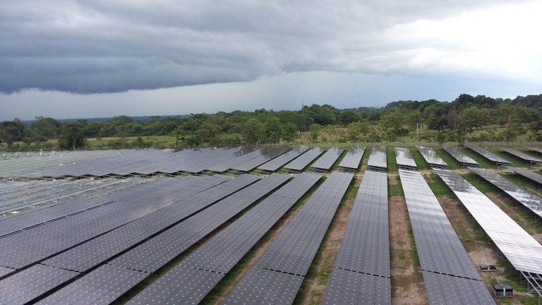 Energía renovable en Tlaxcala, la construcción de la planta implicó una inversión de alrededor de 165 millones de dólares